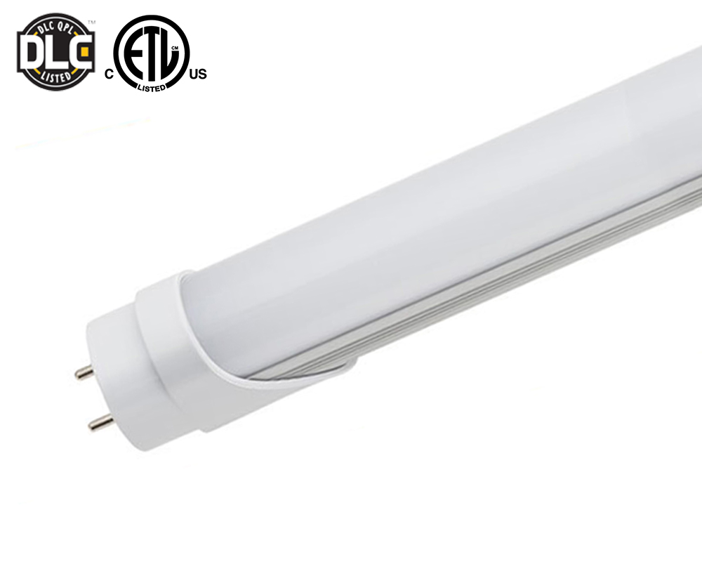 LED FLUORESCENT REPLACEMENT 4FT 20W T8 G13 TUBE LIGHT BULBS CLEAR MILKY STRIPED