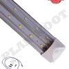 Integrated V Shaped LED Tube Light