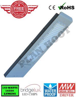 150W LED Street Light - Image 1