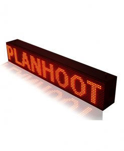LED Programmable Scrolling Signs