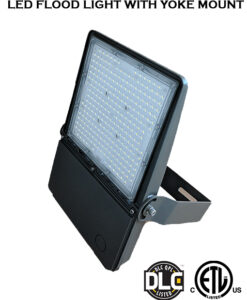 LED FLOOD LIGHT 200W ETL DLC CERTIFIED
