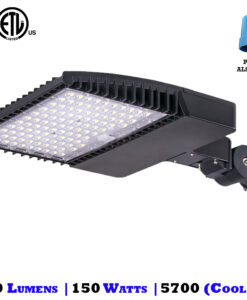 150 Watt LED Shoebox Light