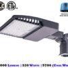 320 Watt Shoebox Light