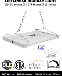 Commercial Usage LED Light