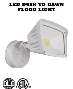 40W Dusk to Dawn LED Flood Light